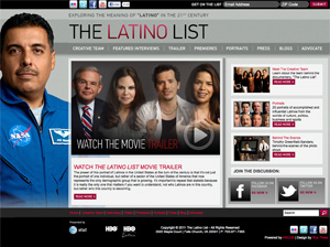 The Latino List Homepage